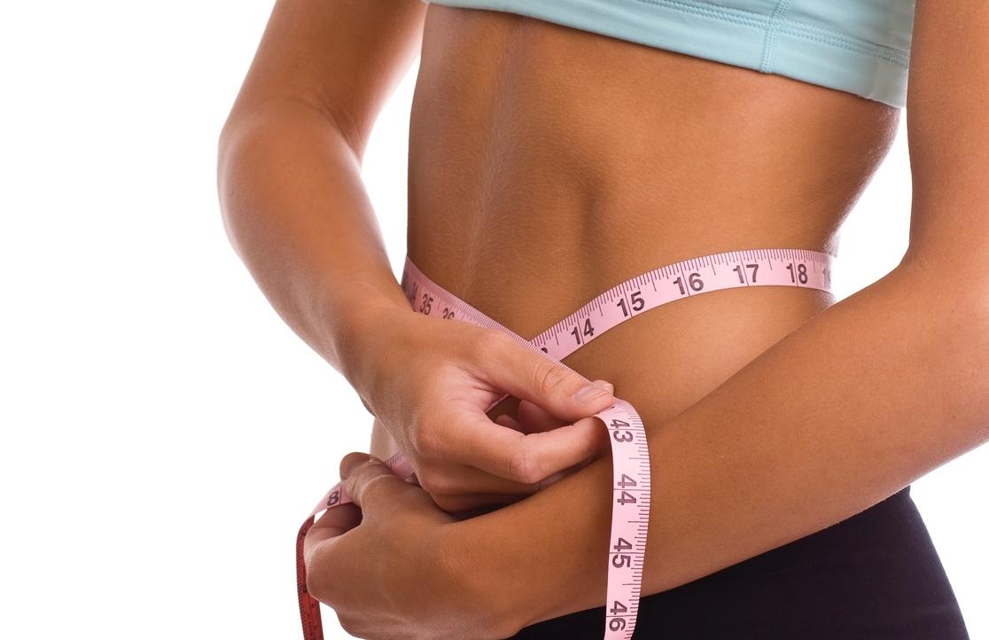 Mesure de la taille pour un régime
